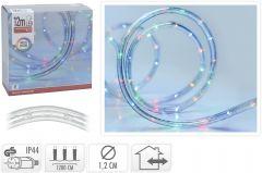 Lučke led svetlobna cev večbarvne 12 m,  Koo.
