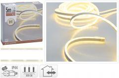 Lučke led svetlobni  trak toplo bela 5m, Koo.