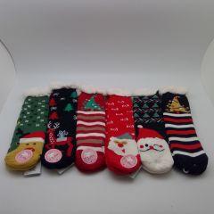 Božične nogavice barvne 3,Tims