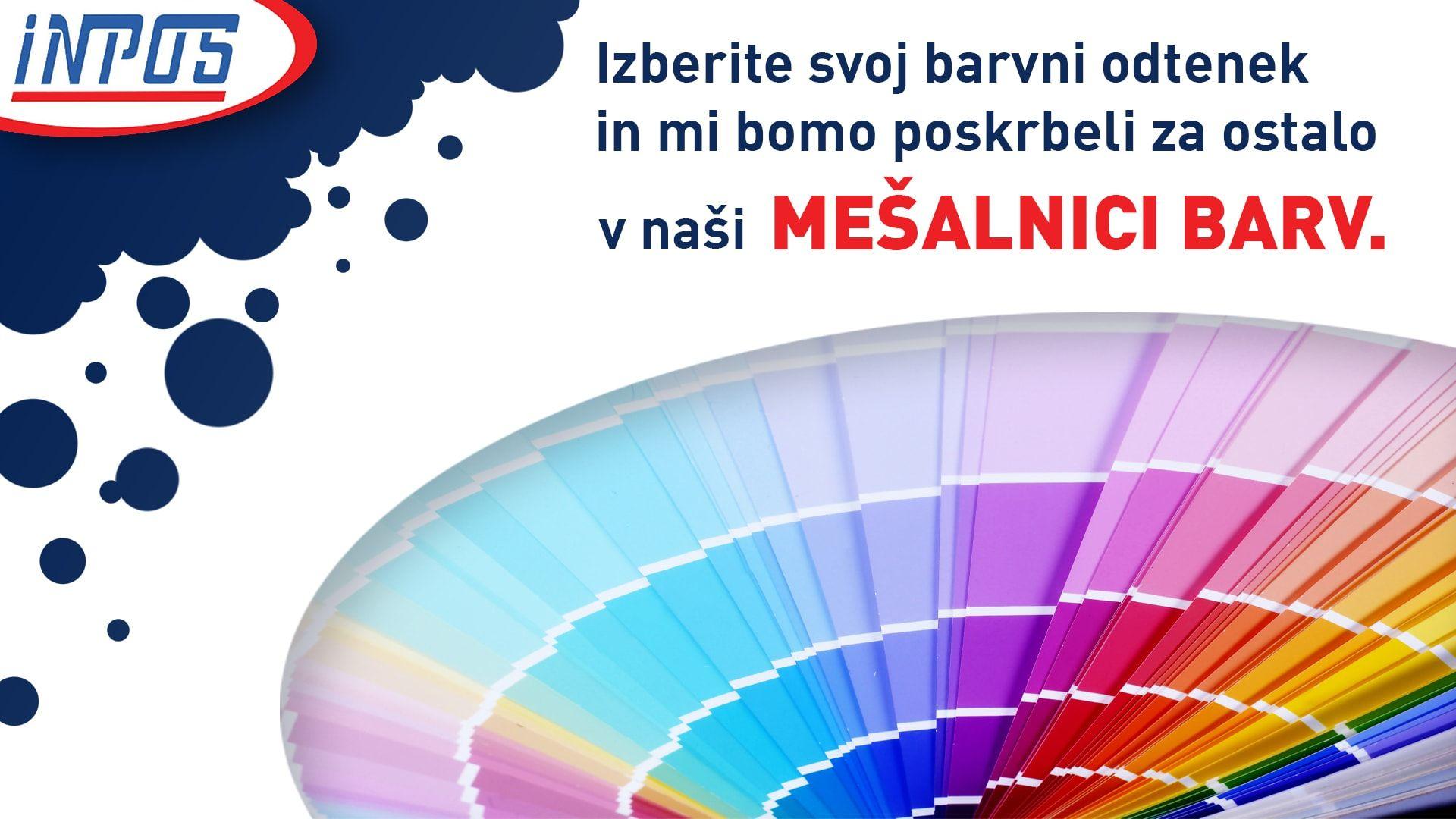 Mesanje barv